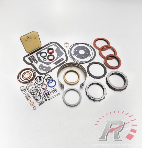 47RH High Performance Rebuild Kit Alto Red Eagle, 47RE High Performance Rebuild Kit Alto Red Eagle, 48RE High Performance Rebuild Kit Alto Red Eagle