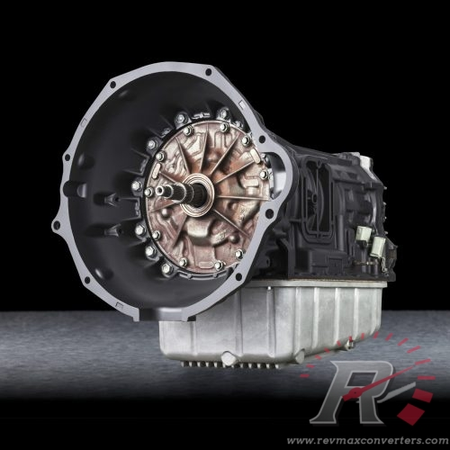 AS69RC Signature Series Transmission