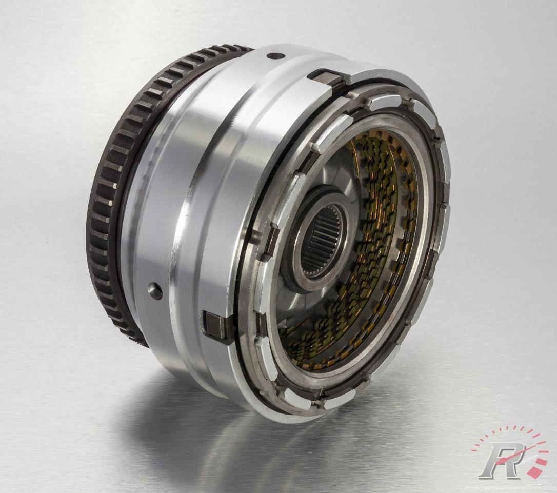 68RFE 550 High Capacity Input Clutch Drum