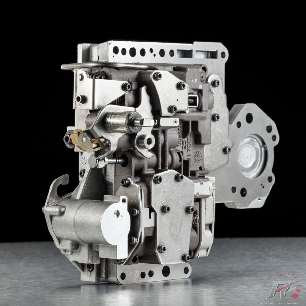 48re towing valve body 2003 2007 revmax converters 4R70W Valve Body Exploded-View Hipster Valve Body