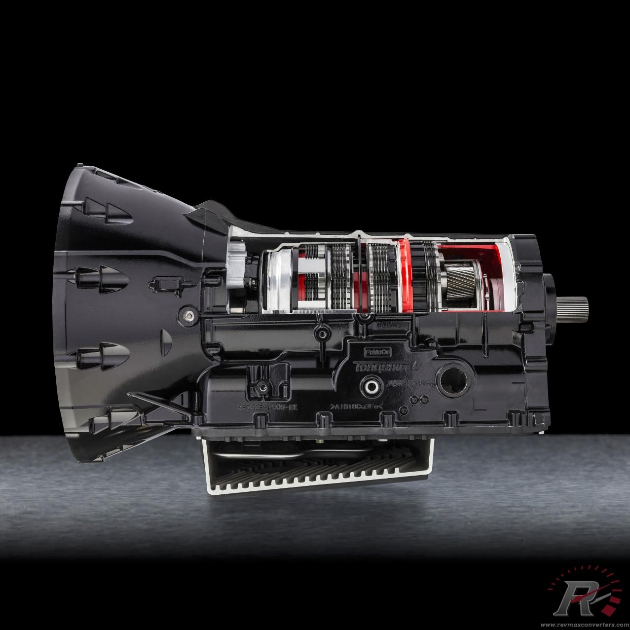 rebuilt 6r140 6 7l scorpion 2011 2017 signature series transmission rh revmaxconverters com 6R140 Ratios 6R140 Transmission Problems