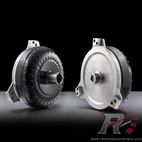 "2004R Stage 4 Billet 9.5"" 245mm Stall Torque Converter, Powerglide 9.5"" 245MM Billet Torque Converter, TH350 Stage 4, TH400 Stage 4"