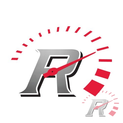 R Logo Sticker RevMax