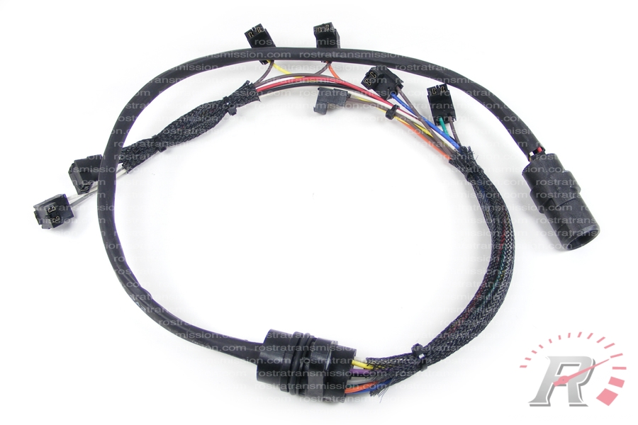 VW 01 vw 01m internal transmission valvebody wire harness revmax Wiring Harness Diagram at gsmportal.co